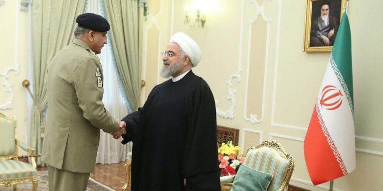 COAS and irani president