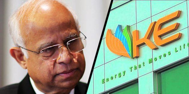 Chairman K-Electric Ikram Sehgal resigns