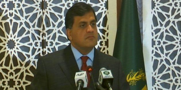 Muhammad Faisal gives weekly media briefing