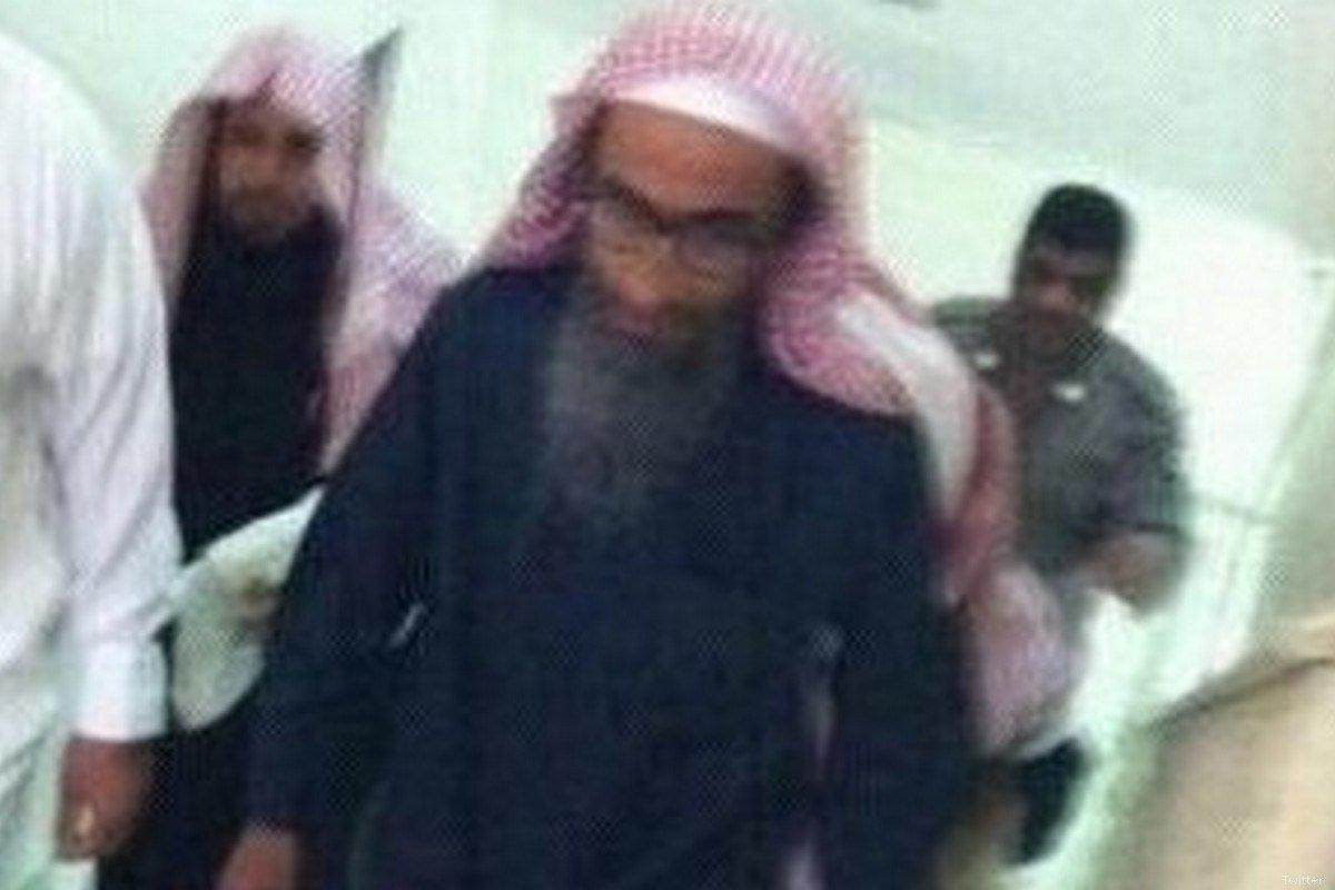 Saudi fahd al qadi