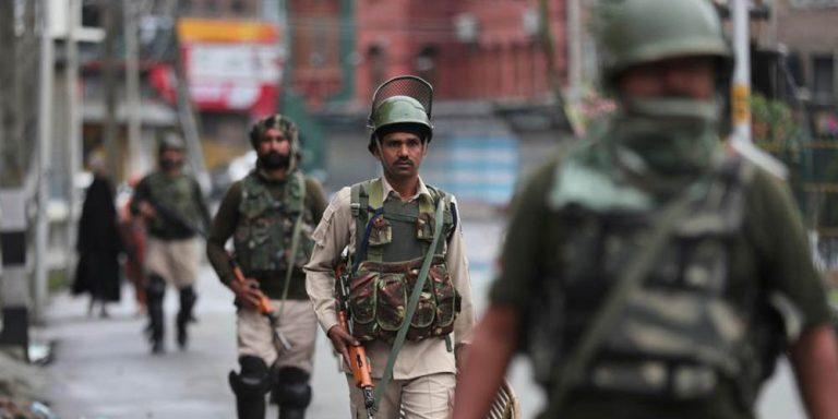 Kashmir curfew continues