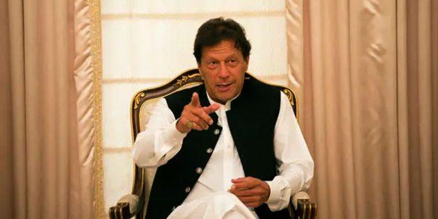 Imran Khan warning to India