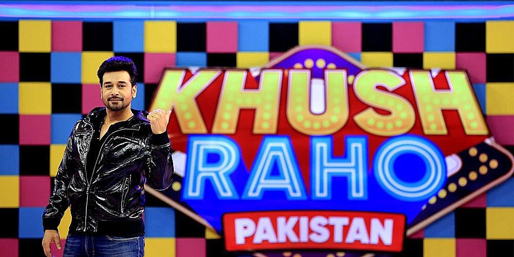 Khush Raho Pakistan: Faisal Qureshi brings the most unique game show