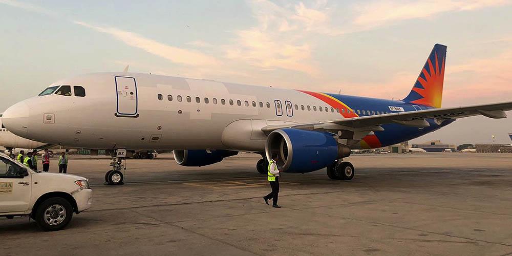 PIA New Plane