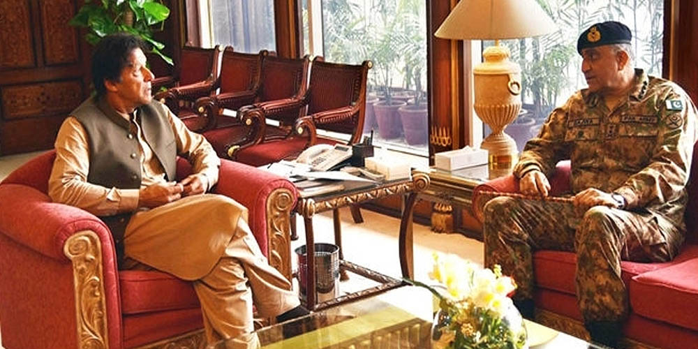 COAS, PM Imran hold an Important Meeting