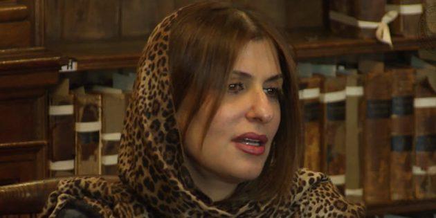 Saudi Princess Basma bint Saud gone astray