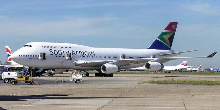 SAA decides to cancel domestic, international flights