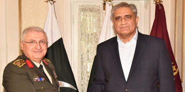 Chief of Army Staff (COAS) General Qamar Javed Bajwa was chief guest.