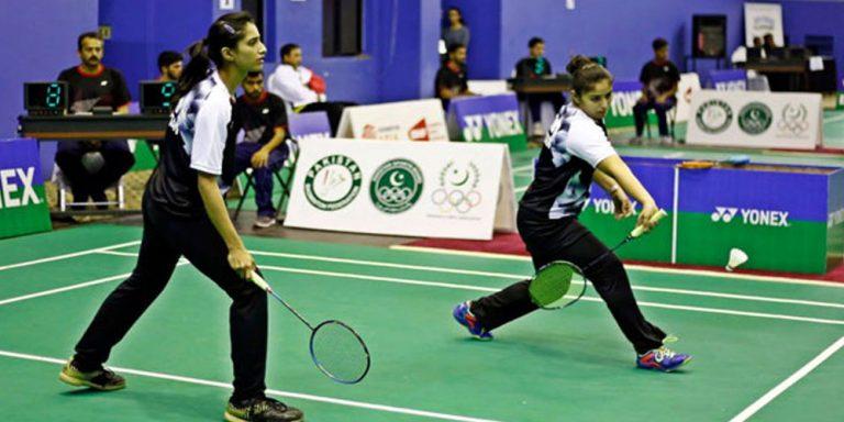 Mahoor in Int'l Badminton event finals