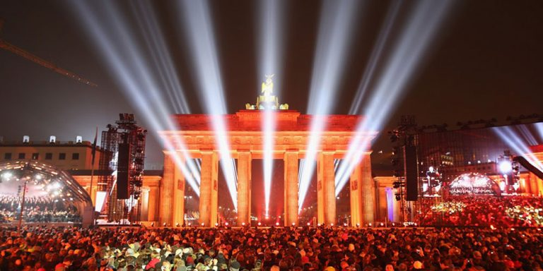 Germany marks 30 years since fall of Berlin Wall