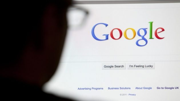 Google has added a little logo to the display for its search results even for the advertisements as well.