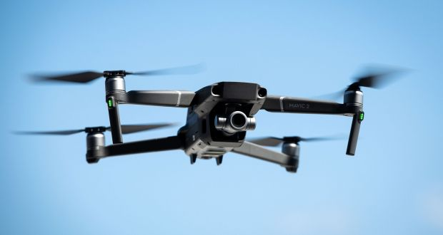KMC gets hold of drones to kill mosquitoes