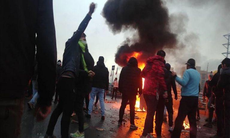 106 killed in Iran protests