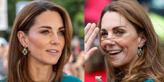 Kate Middleton jots down to designer Khadija Shah