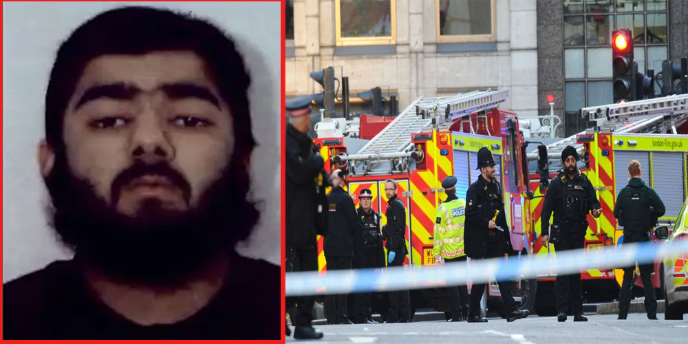 London knife attack suspect identified