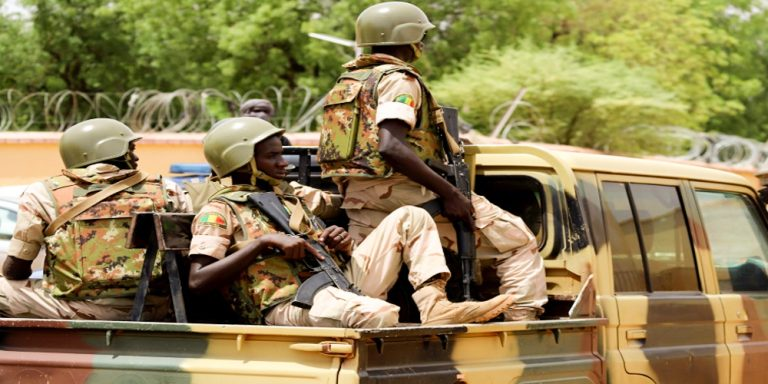 mali attack on soldiers
