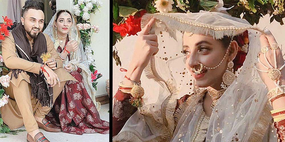 Sanam Chaudhry got married