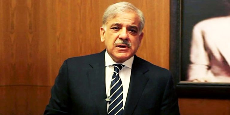 Shahbaz Sharif condemns hate campaign against Muslims in India