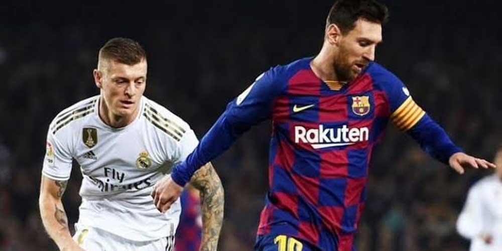 Barcelona Madrid