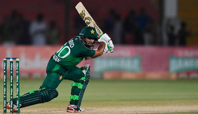 Cricketer Abid Ali