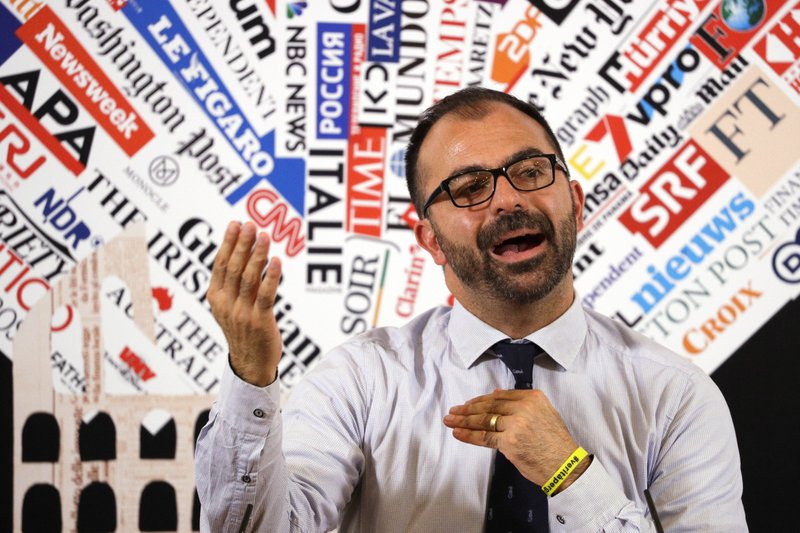 Italy education minsiter