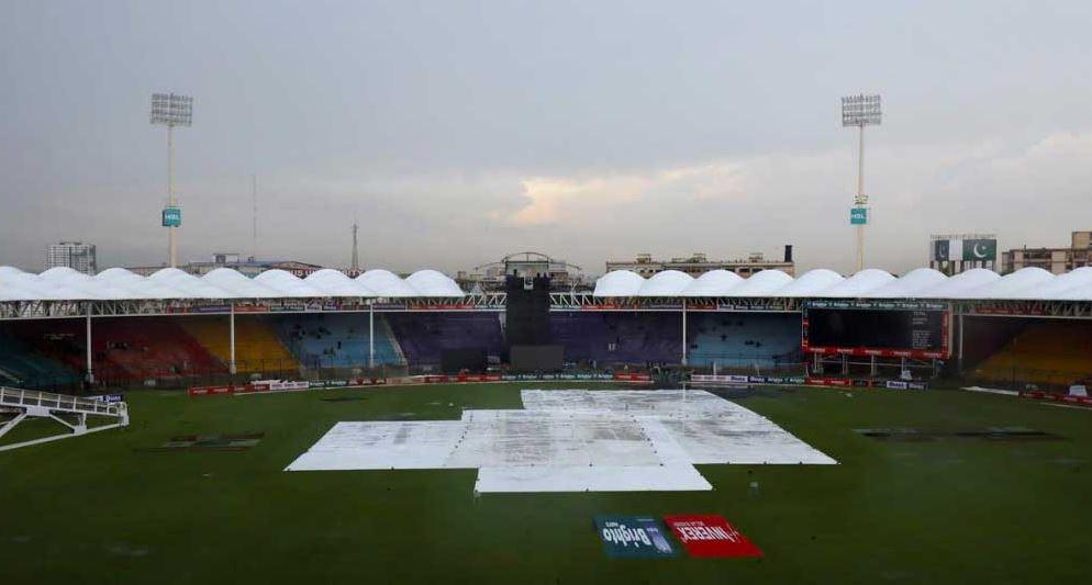 Pak Sri Lanka fourth test