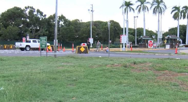 Shooting at Pearl Harbor base leaves multiple injured