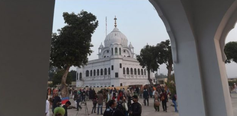 Indian woman staved off from escaping Kartarpur with escort