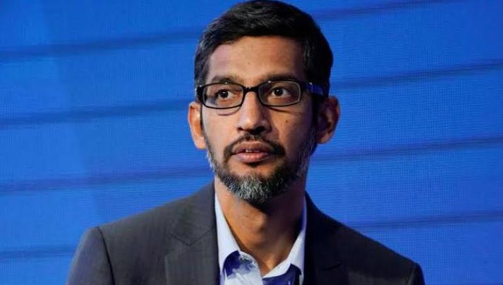 Google CEO Sundar Pichai acquires as CEO of Alphabet
