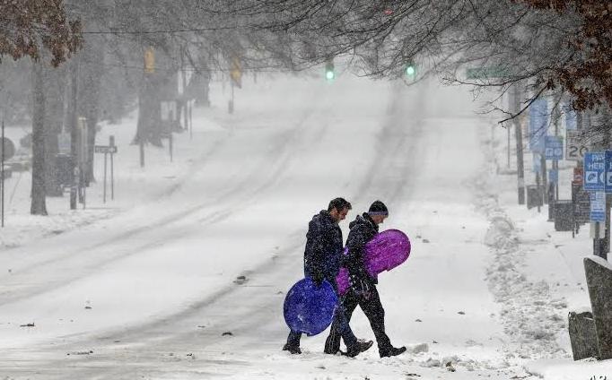 Winter storm alerts U.S. from coast to coast