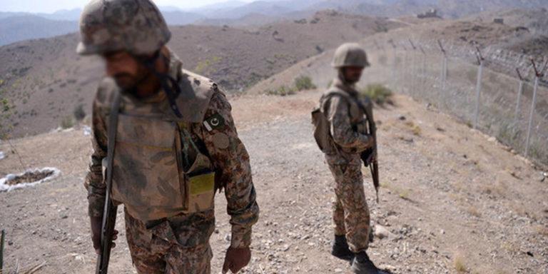 landmine explosion near Landi Kotal