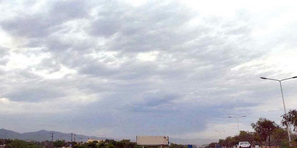 Karachi receives hot weather, northern areas receive rain today