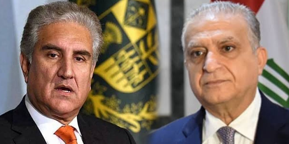 FM telephones his Iraqi counterpart amidst Middle East tension