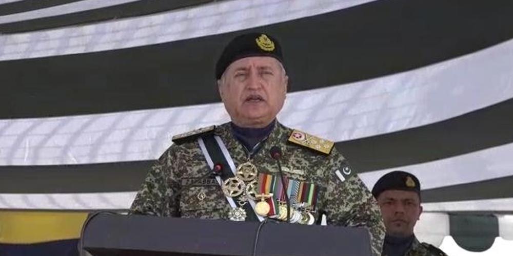 Naval Chief Admiral Zafar Mahmood Abbasi