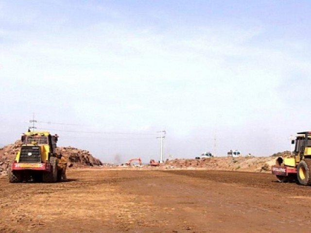 Malir Expressway