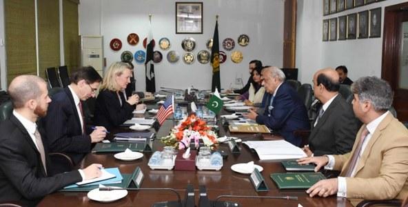 Minister for Interior Ijaz Shah