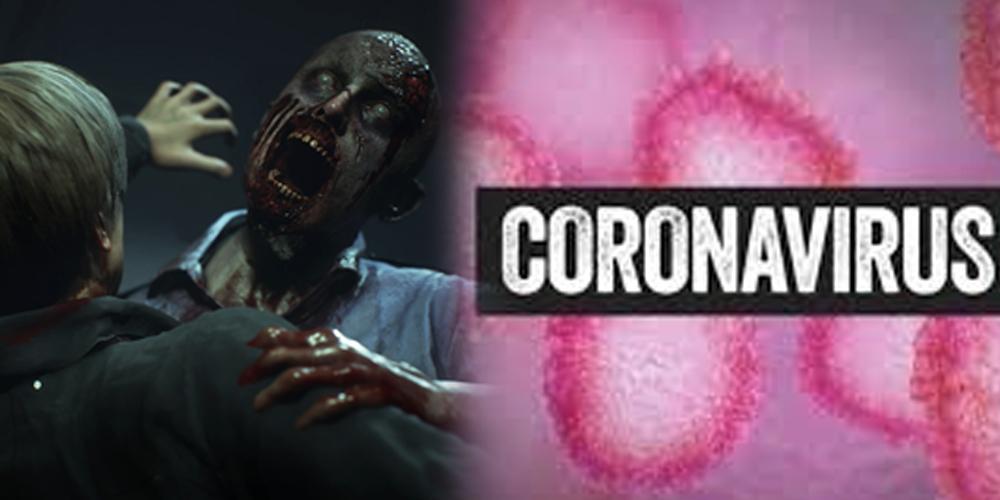 Coranavirus Resident evil