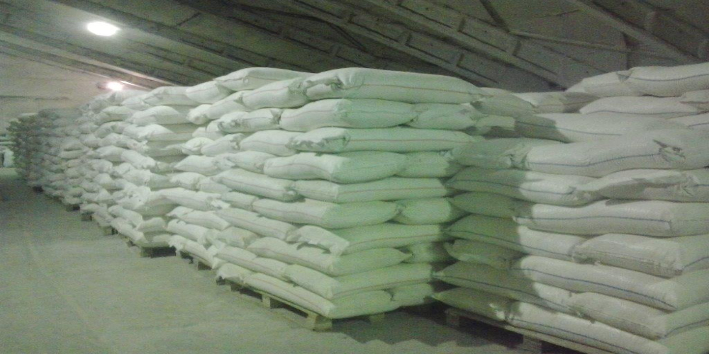 Operations against stockpilers, 70,000 sacks of wheat recovered