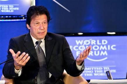 Imran khan in World Economic Forum