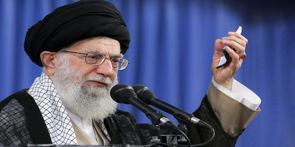 'What a spectacle?' Iran's Supreme Leader Satirizes American Democracy