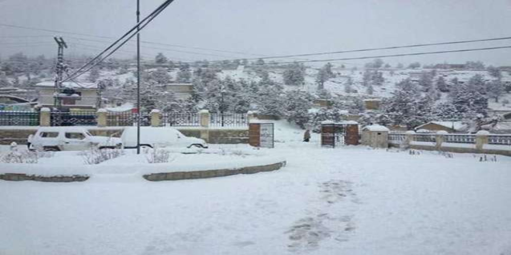 Pakistan Meteorological Department (PMD) has issued an alert of rain and snowfall in several parts of Baluchistan.