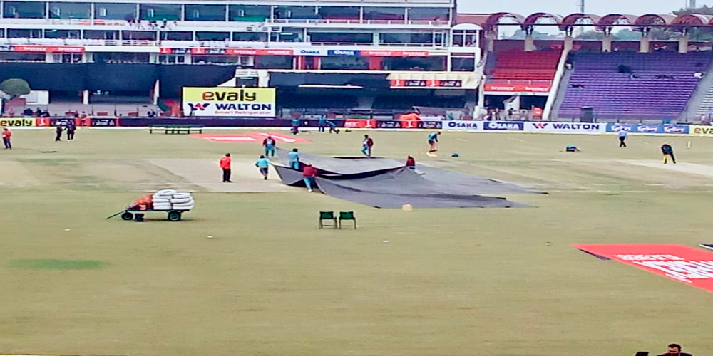 pak ban match delayed