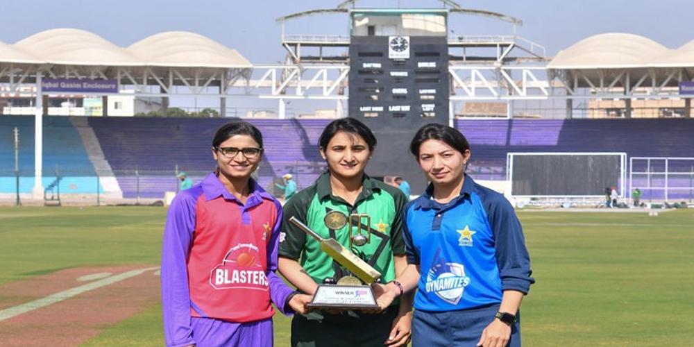 National Triangular T-20 Women's Cricket Championship
