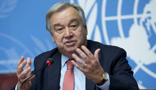 United Nations Chief