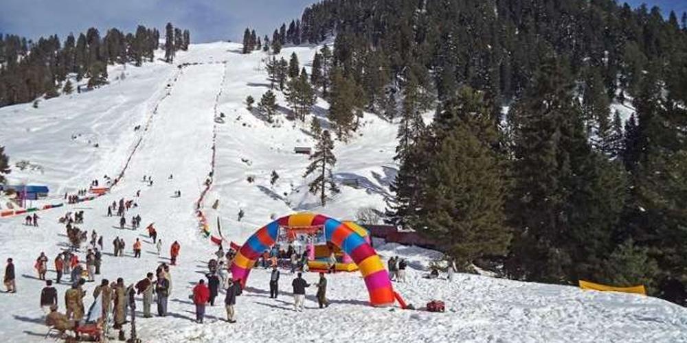 Winter Sports Festival Malam Jabba