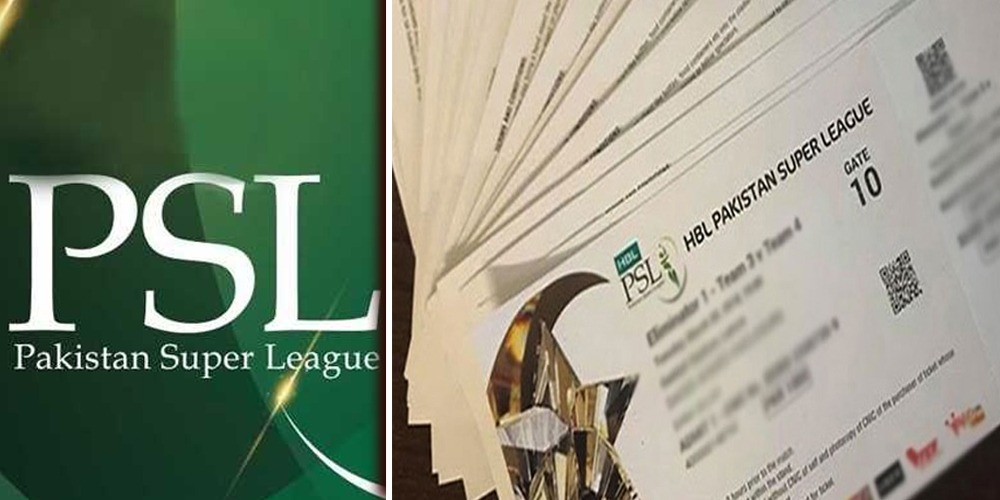 Direct sale and purchase of PSL 2020 tickets have started from today!