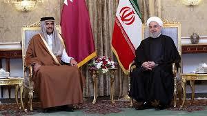 Qatar - Iran