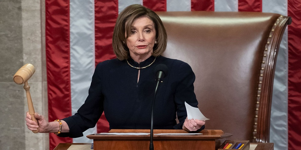 The US House of Representatives has sent Trump's impeachment case to the Senate for trial.