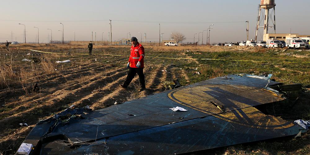 Iran explains the reason of the downing Ukrainian plane