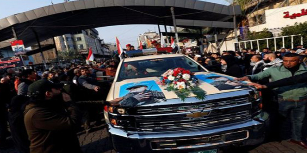 Maj Gen Qasem Soleimani